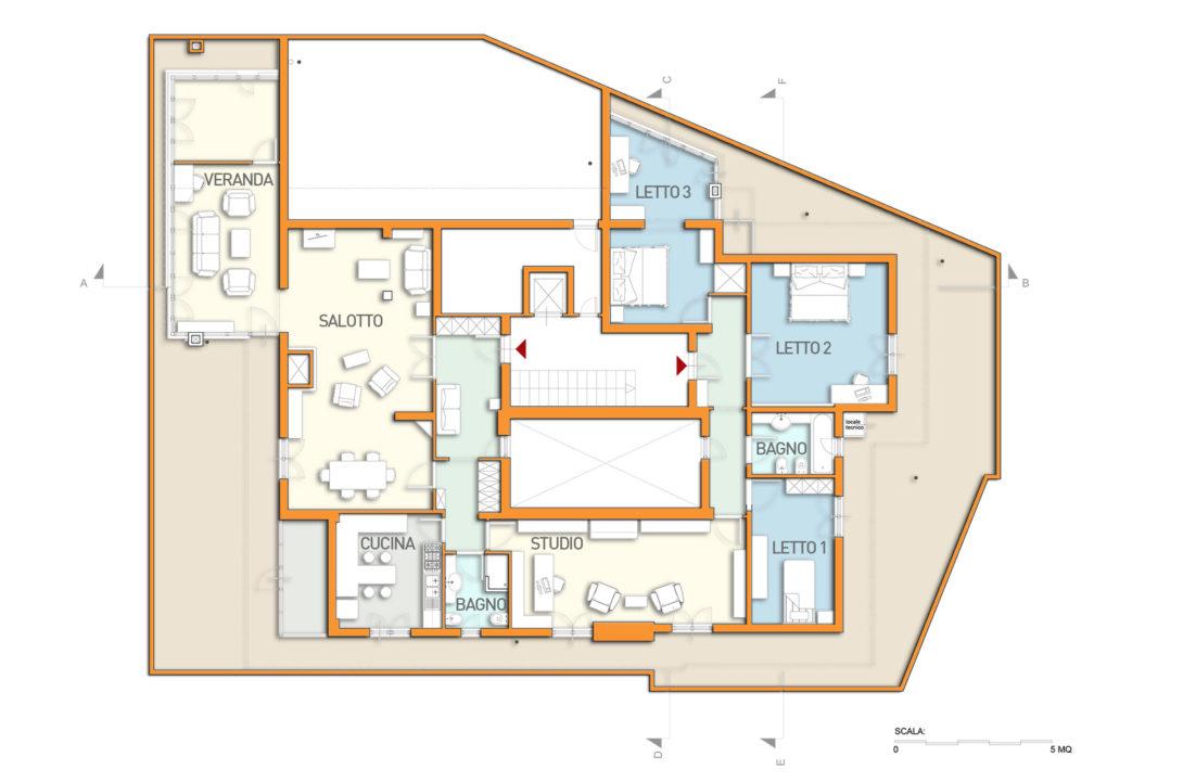 House A+B